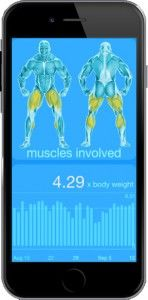 Sansible wearable technology measures muscle useage