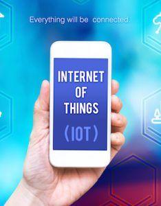 Iot image phone