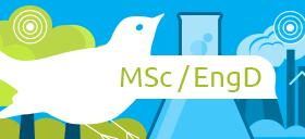 MSc / EngD logo