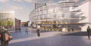 Glasgow Uni Smart Campus